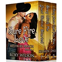 Surefire Love: BWWM Cowboy/Western Romance (Westbury Ranch Season 1)