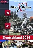 Biker-Betten Deutschland 2014: Motorrad-Tourenplaner