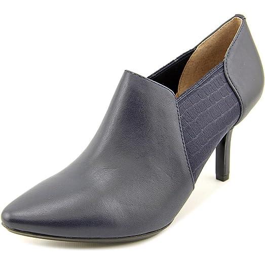 Janel Women US 8.5 Blue Bootie