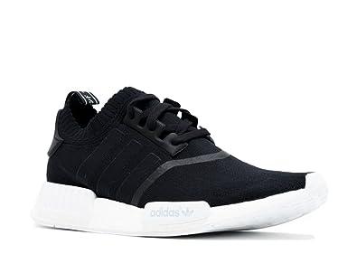 adidas NMD R1 Pk  Monochrome  - Ba8629 - Size 6.5 Black 42ad6ff59c