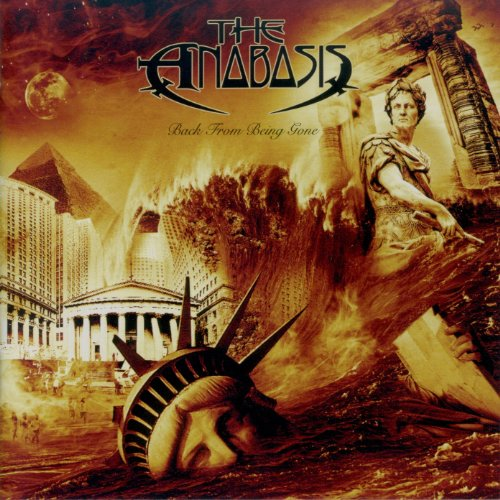 Anabasis: Back from Being Gone (Audio CD)