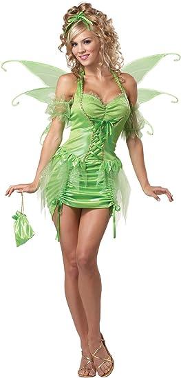 California Costumes - Disfraz de Tinkerbell hada Campanita para ...