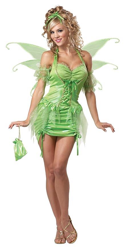 Amazoncom Disfraz De California Costumes De Campanita Para