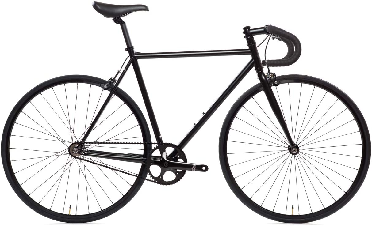 State Bicycle Co. Fixed-Gear-Bicycles State Bicycle 6.0 Fixed Gear Bike