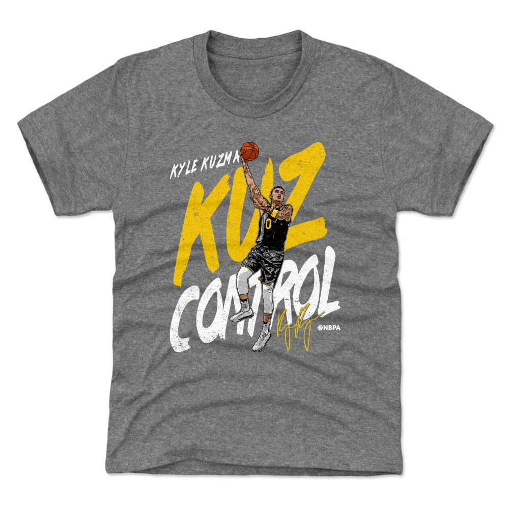 timeless design 1bd92 c0b44 Amazon.com : 500 LEVEL Kyle Kuzma Los Angeles Basketball ...