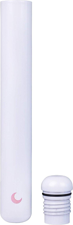 Brando Moon – Delicado y sensillo contenedor metálico - A Prueba de Agua y a Prueba de olores/Ideal para Viajes y Bolsillo