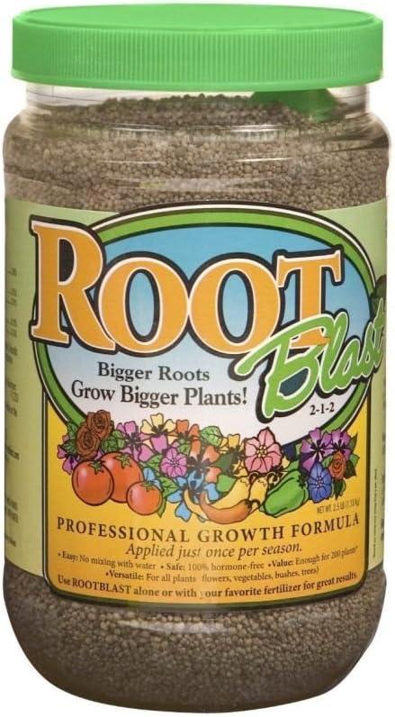 ROOTBlast 2-1-2 Growth Formula, 40-Ounce Jar