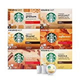 #6: Starbucks Flavored Coffee K-Cup Variety Pack for Keurig Brewers, 6 boxes of 10 (60 total K-Cup pods), 60 Count