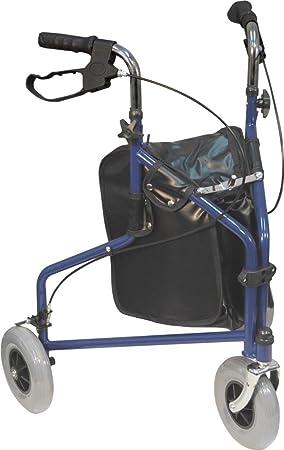 Aidapt - Andadores y marcos para caminar, color azul: Amazon.es ...