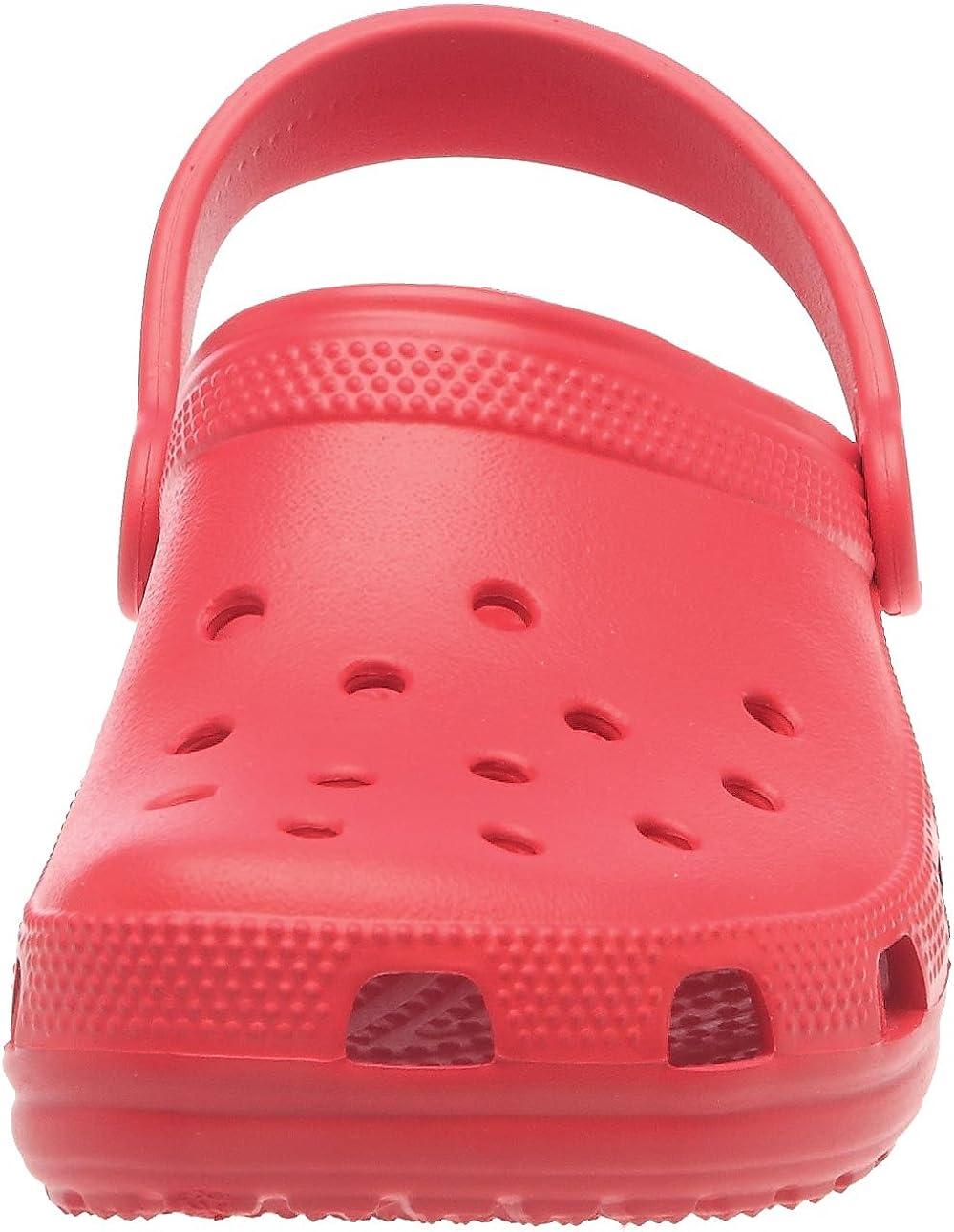 Crocs Girls Kids Classic Ankle-High Rubber Flat Shoe