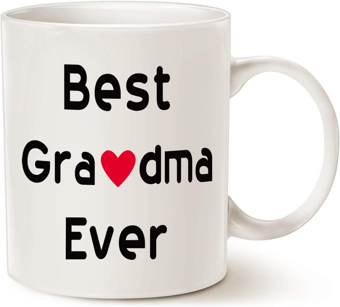 Amazon Com Mauag Mothers Day Gifts Best Grandma Coffee Mug