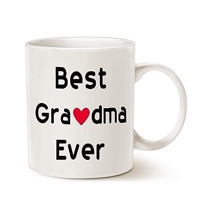 Grandma Mug Best Grandma Gifts Grandma Coffee Cup Best Grandma Ever Mug