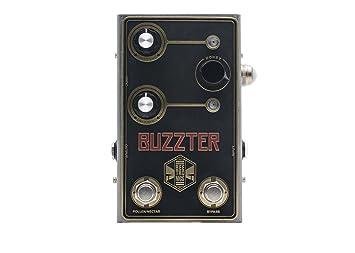Beetronics Buzzter · Pedal guitarra eléctrica