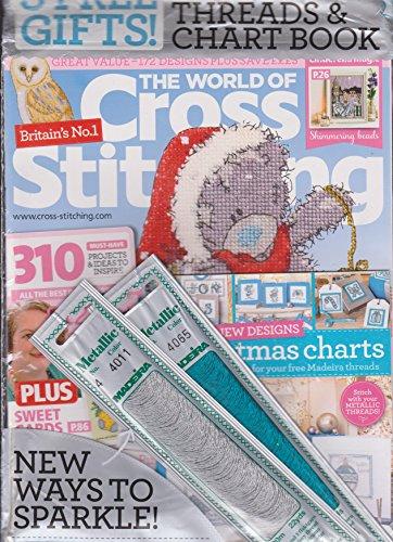 The World of Cross Stitching Magazine Issue 248