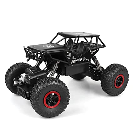 2.4G 4WD 36km//H RC Auto 1:18 Off-Road Truck Race ferngesteuerter Buggy neue