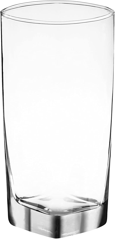 Amazon Com Anchor Hocking Rio Drinking Glasses 16 Oz Set Of 4 Glassware Tumblers Water Glasses