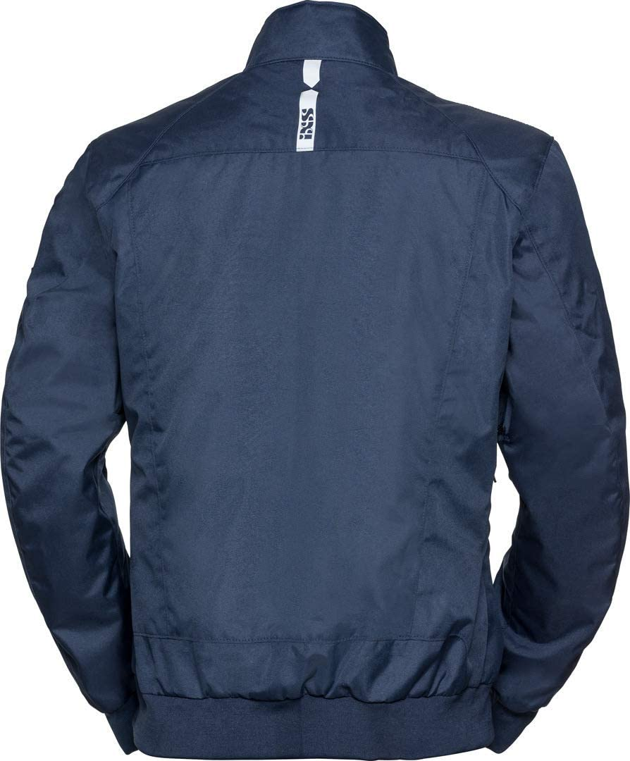IXS Classic Blouson 1.0 Motorrad Textiljacke Blau 3XL