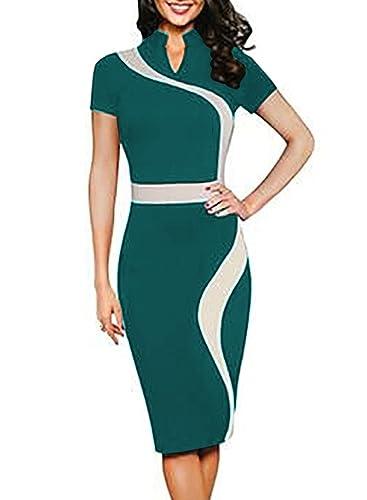 SYLVIEY Womens Vintage Elegant...