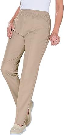 Pantalones De Algodón con Cordón para Mujer: Amazon.es: Ropa y accesorios
