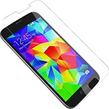 the best attitude 70662 8f572 OtterBox Clearly Protected Alpha Glass Screen Protector for Samsung Galaxy  S6