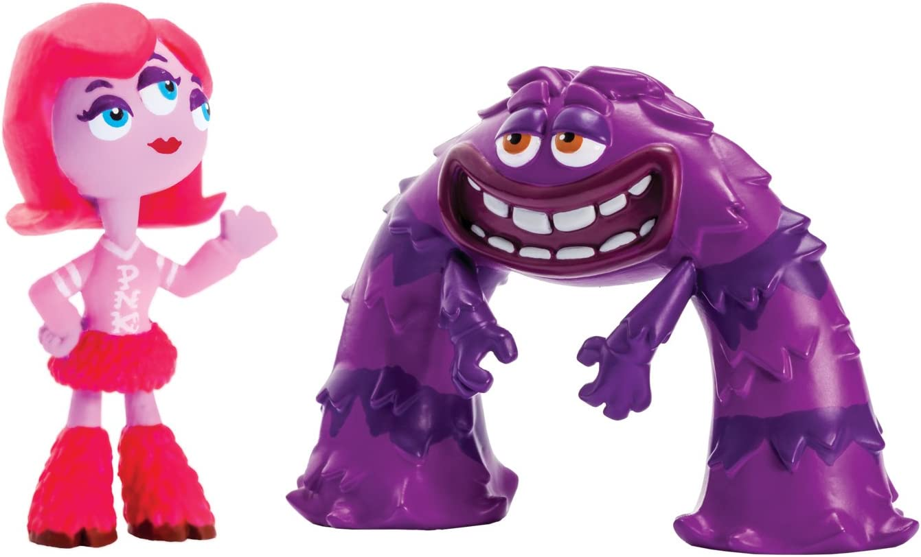 Amazon Com Monsters University Scare Pairs Art Carrie Toys Games