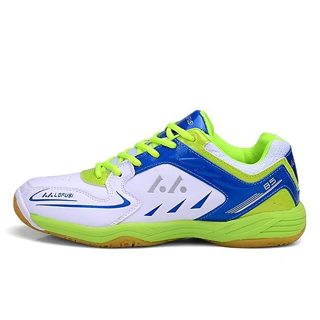 Amazon.com | LEFUS Mens Tennis Shoes Badminton Sneakers Fashion Athletic Sneakers | Tennis & Racquet Sports