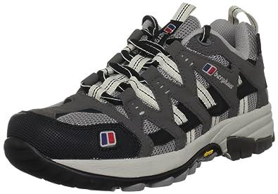 Berghaus Women s Prognosis Gore-Tex Grey Black Hiking Shoe 4-80066G10 3.5 UK 58311a4a4