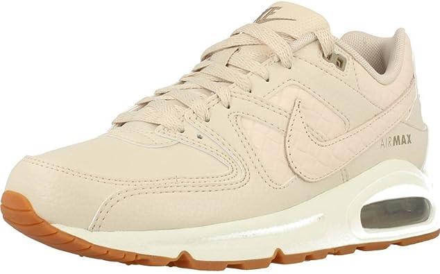 Nike WMNS Air Max Command PRM, Chaussures d'Athlétisme Femme