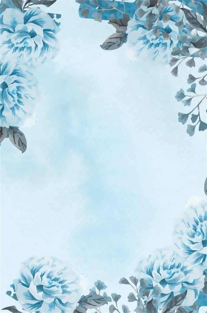 Ooozkken 6X9ft Reservoir Background Bright Theme Newborn Photography Studio Photography Wedding Background
