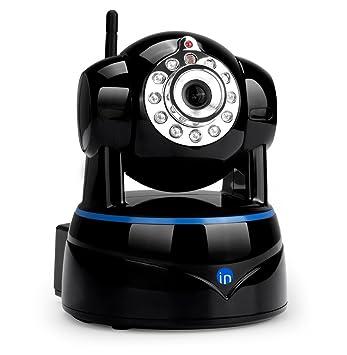 Idea Next WiFi Cámara Indoor Ip Cámara WIFI Vigilancia Casa negro 14 Serie 1080P Schwarze Kamera
