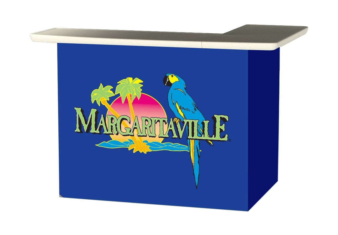 Best of Times Portable Patio Bar, Margarita Ville by Best of Times, LLC