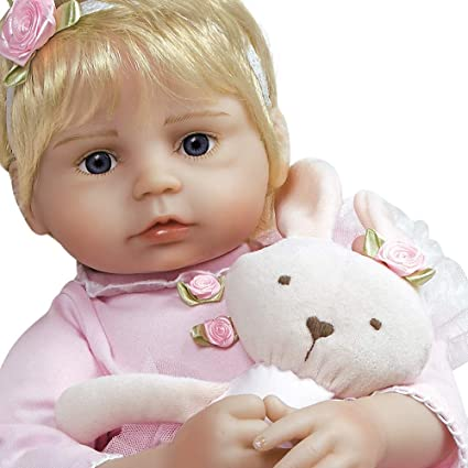 300fbfeb028d Amazon.com  Paradise Galleries Reborn Toddler Ballerina Belle ...