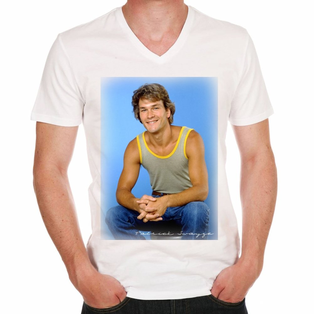 Patrick Swayze S Tshirt Celebrity Star One In The City
