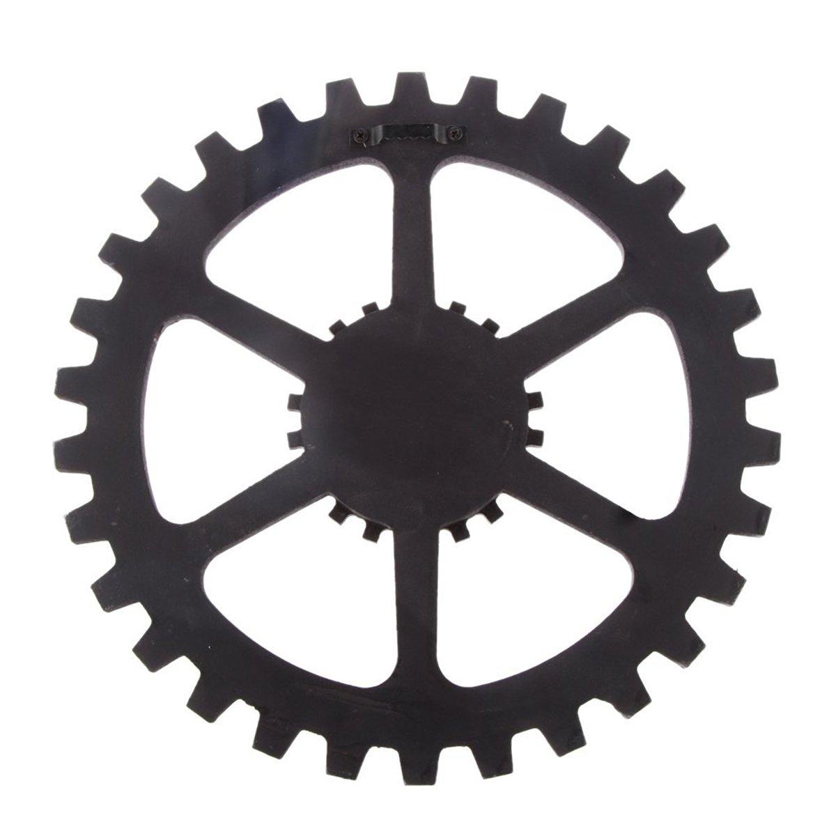 SUPVOX Steampunk Engranaje decoraci/ón Industrial Vintage de Pared y Pared 24 cm
