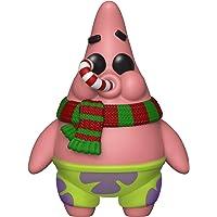 Funko 33924 Pop Animation: Spongebob Squarepants- Holiday Patrick Collectible Figure, Multicolor