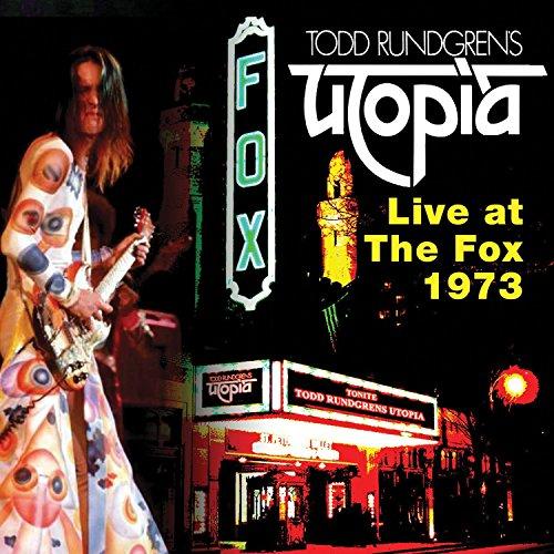 Utopia:live@fox 73 (Best Of Todd Rundgren)