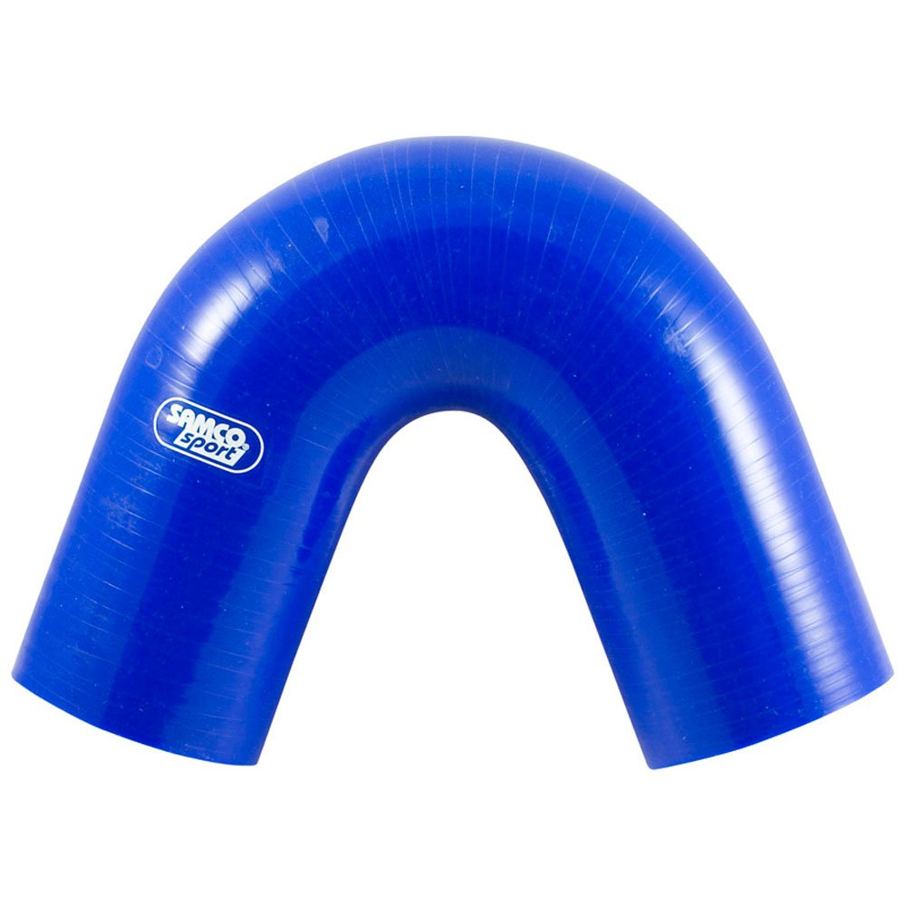 Samco Standard Elbows Blue 135-degrees 54mm 102mm by Samco Sport (Image #1)