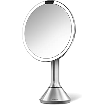 Amazon Com Jerdon Lt856n 8 5 Inch Lighted Vanity Mirror