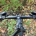 "MagStar ESCAPE Magnesium Frame 27-Speed 27.5"" Mountain Bike (Matte Black)"