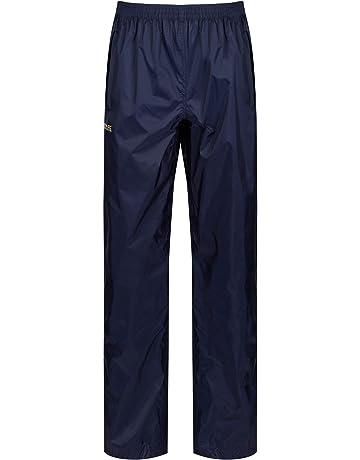 727dd2b52b71 Regatta Women's Pack It Regatta Women's Pack It Waterproof Trousers -  Midnight, ...