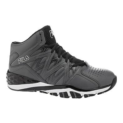 Fila Posterizer del Hombre Baloncesto Zapatos: Amazon.es: Zapatos ...