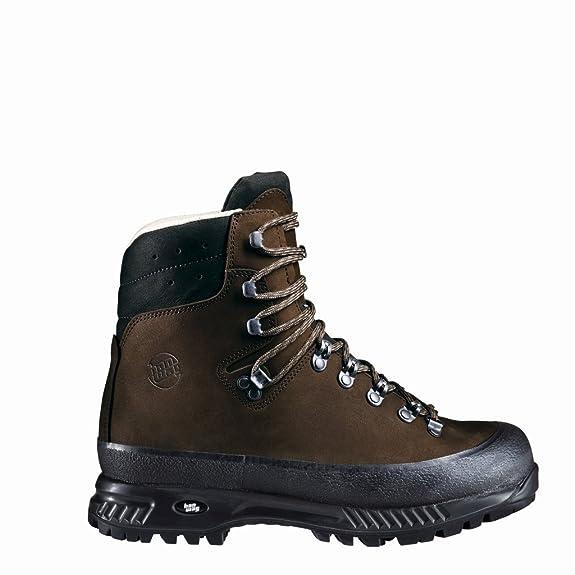 Yukon, Chaussures de Randonnée Hautes Homme, Marron (Erde), 41.5 EUHanwag