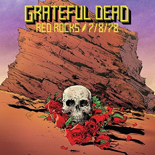Red Rocks Amphitheatre, Morrison, CO (7/8/78)