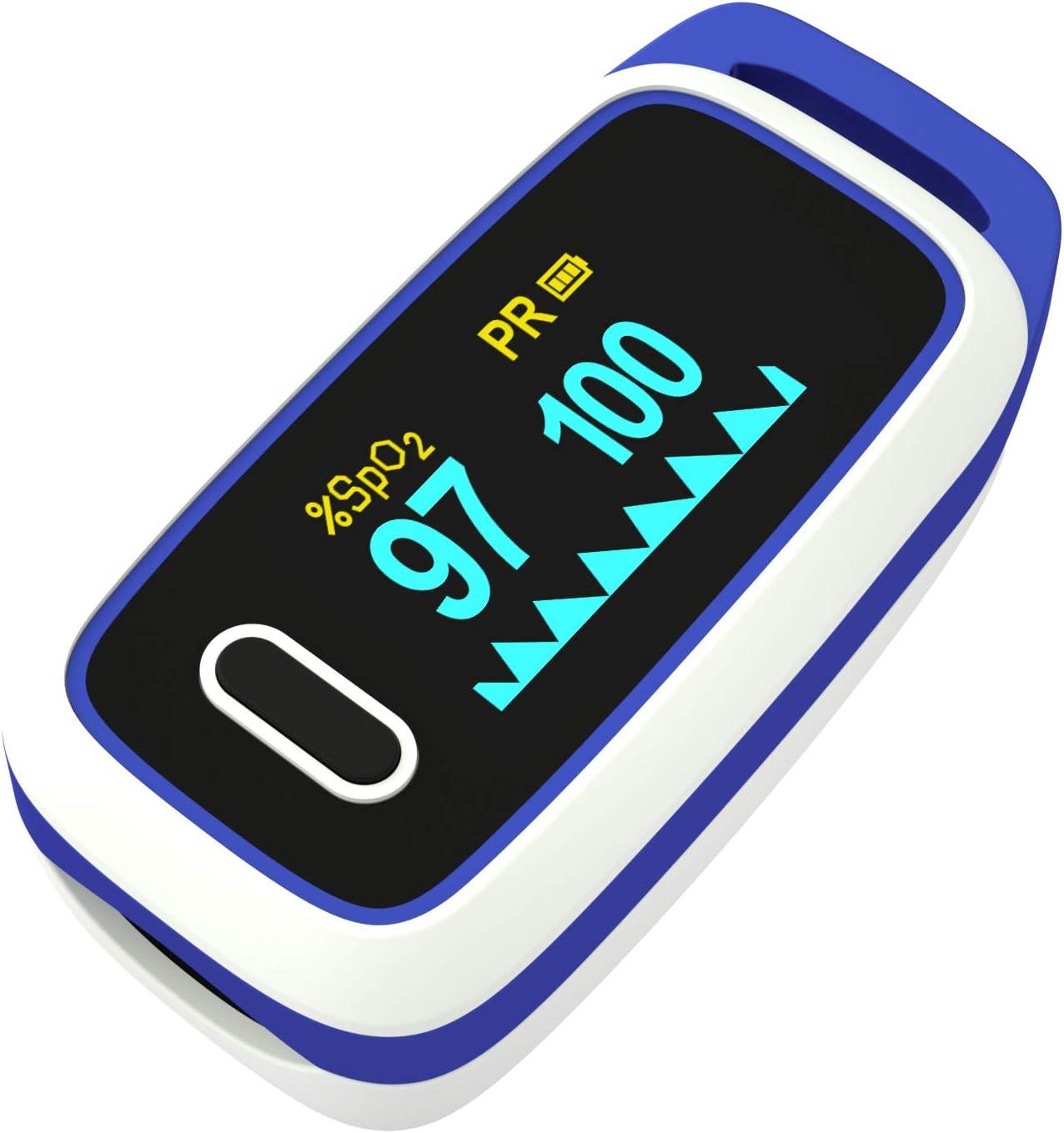 Lovia: mejor pulsioxímetro calidad/precio