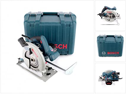 Bosch - Gks 190 pro-sierra circular, diámetro: 190 mm, en estuche