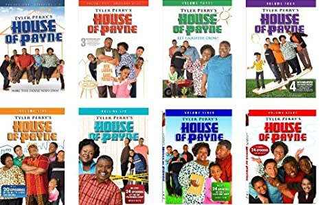 Tyler Perryu0027s House Of Payne Complete Series: Volume ...