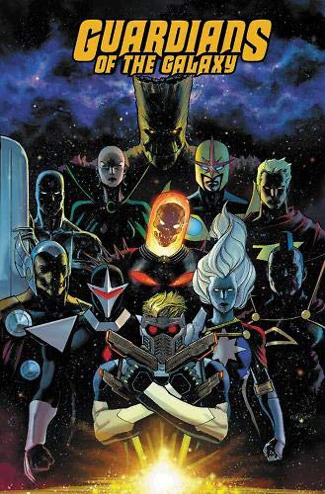 Guardians Of The Galaxy By Donny Cates Vol 1 Amazon Co Uk Donny Cates Geoff Shaw 9781302915889 Books