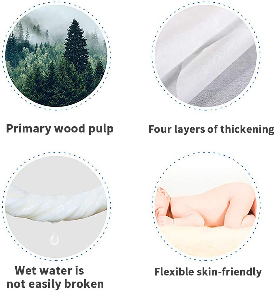 Silky /& Smooth Soft Professional Series Premium 3-Ply Toilet Paper Soft Strong and Highly Absorbent Hand Towels for Daily Use White 10 Rolls Home Kitchen Toilet Tissue