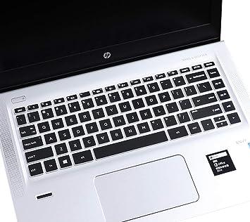 f/ür HP Pavilion X360 14 Tastatur Cover Soft Silikon Keyboard Skin f/ür HP Pavilion x360 14M-BA 14M-CD 14-BF 14-BW 14-CF Series 14 Zoll Laptop Tastatur Schutz Gradual Pink