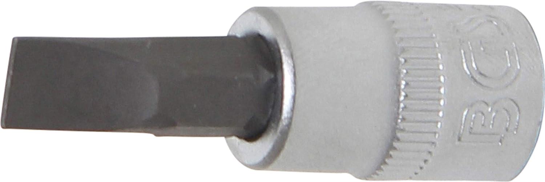 Bit-Einsatz 1//4 BGS 2496 | Schlitz 7 mm 6,3 mm